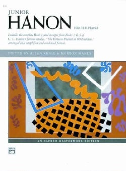 Junior Hanon for the Piano (Paperback)