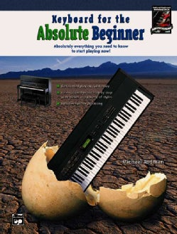 Keyboard for the Absolute Beginner (Paperback)