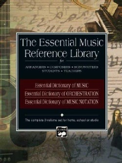 Essential Music Reference Library (Paperback)