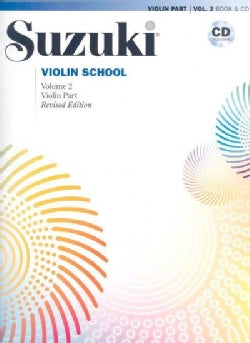 Suzuki Violin School: Violin Part