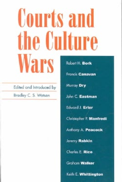 Courts and the Culture Wars (Paperback)