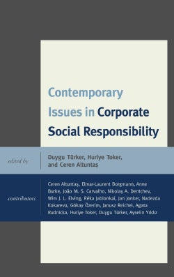 Contemporary Issues in Corporate Social Responsibility (Hardcover)