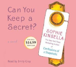 Can You Keep a Secret? (CD-Audio)