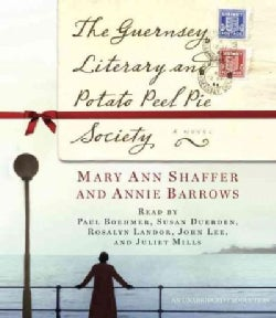 The Guernsey Literary and Potato Peel Pie Society (CD-Audio)