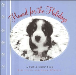 Hound for the Holidays: A Bark & Smile Book (Hardcover)