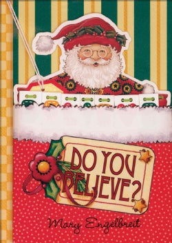 Do You Believe?: A Pocket Treasure Book for Christmas (Hardcover)