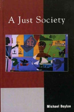 A Just Society (Hardcover)