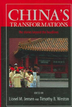China's Transformations: The Stories Beyond the Headlines (Hardcover)
