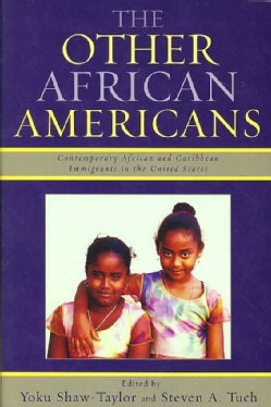 Other African Americans: Contemporary African and Caribbean Families in the United States (Hardcover)