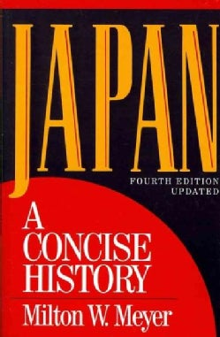 Japan: A Concise History (Paperback)