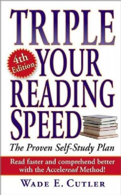 Triple Your Reading Speed: The Proven Self-Study Plan (Paperback)