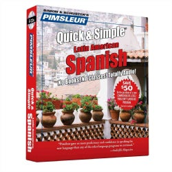 Pimsleur Quick & Simple Spanish 1: Basic (CD-Audio)