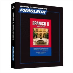 Pimsleur Language Program Spanish II (CD-Audio)