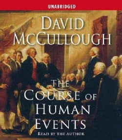 The Course Of Human Events (CD-Audio)