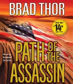 Path of the Assassin: A Thriller (CD-Audio)