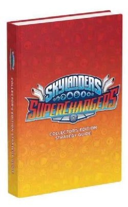 Skylanders Superchargers Official Guide