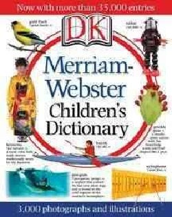 Merriam-webster Children&#39;s Dictionary (Hardcover)