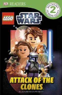 Lego Star Wars: Attack of the Clones (Paperback)