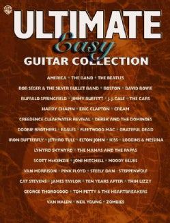 Ultimate Easy Guitar Collection (Paperback)