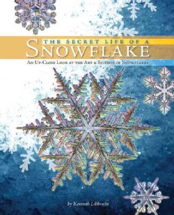 The Secret Life of a Snowflake: An Up-close Look at the Art & Science of Snowflakes (Hardcover)