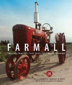 Farmall: The Red Tractor That Revolutionized Farming (Hardcover)