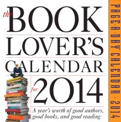 The Book Lover's 2014 Calendar (Calendar)