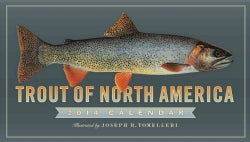 Trout of North America 2014 Calendar (Calendar)