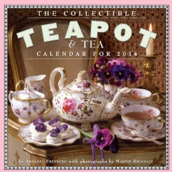 The Collectible Teapot & Tea 2014 Calendar (Calendar)