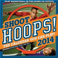 Hoops! 2014 Calendar (Calendar)