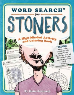 The Stoner Puzzle Stash (Paperback)