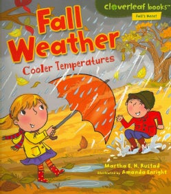 Fall Weather: Cooler Temperatures (Paperback)