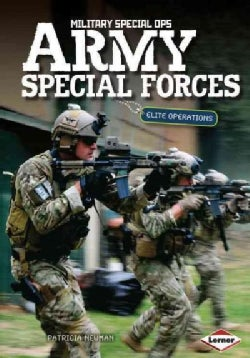 Army Special Forces: Elite Operations (Hardcover)