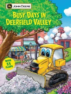 Busy Days in Deerfield Valley (Board book)