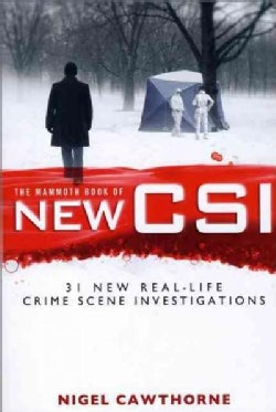The Mammoth Book of New CSI (Paperback)