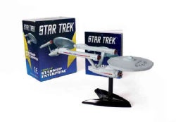 Star Trek Light-up Starship Enterprise (Toy)