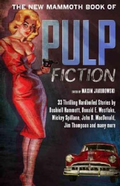 The New Mammoth Book of Pulp Fiction (Paperback)