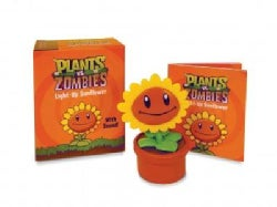 Plants Vs. Zombies Light-up Sunflower: With Sound!