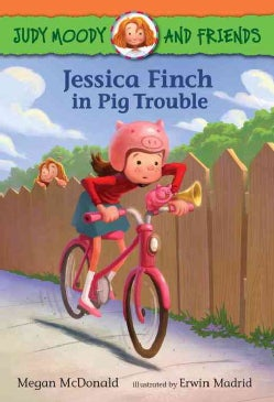 Jessica Finch in Pig Trouble (Hardcover)