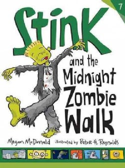 Stink and the Midnight Zombie Walk (Hardcover)