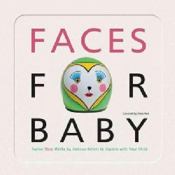 Faces for Baby (Board book)