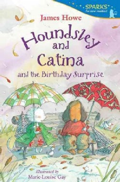 Houndsley and Catina and the Birthday Surprise (Paperback)