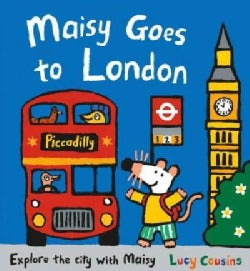 Maisy Goes to London (Hardcover)