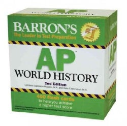 Barron&#39;s AP World History (Cards)