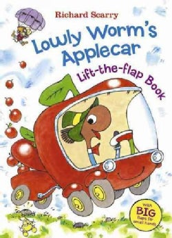 Lowly Worm's Applecar (Board book)