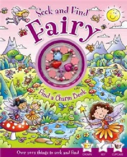Seek and Find Fairy: Find a Charm Book (Hardcover)
