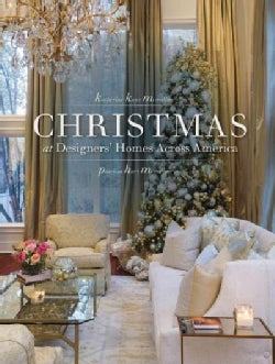 Christmas at Designers' Homes Across America (Hardcover)