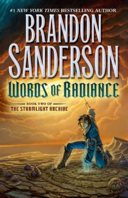 Words of Radiance (Hardcover)