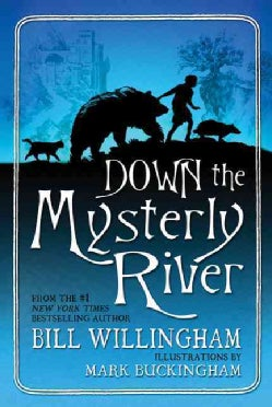 Down the Mysterly River (Hardcover)