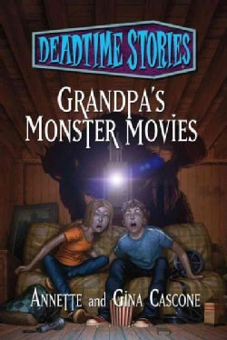 Grandpa&#39;s Monster Movies (Hardcover)