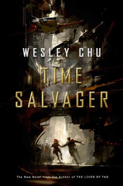 Time Salvager (Hardcover)